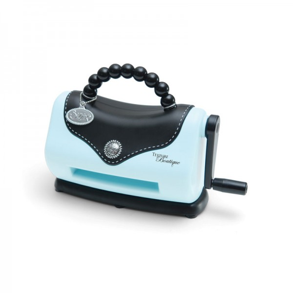 Sizzix Texture Boutique Prägemaschine 656225