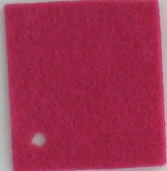 Filz 5 mm FUCHSIA 30,5 cm x 30,5 cm FE4003 ( pink )