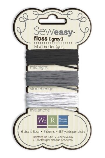 Sew Easy Faden-Sortiment SCHWARZ 71069-1