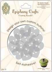 Epiphany Knopf selbstkl. Herz 2,0 cm Buttons Heart 20 BSA-12