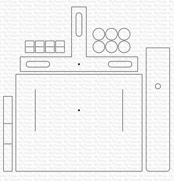 Dienamics Stanzform Interactive Up & Down MFT-1533