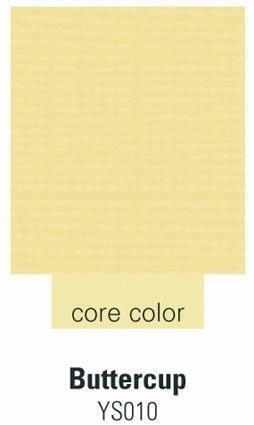 Cardstock buttercup 30,5 cm X 30,5 cm 330 -YS010