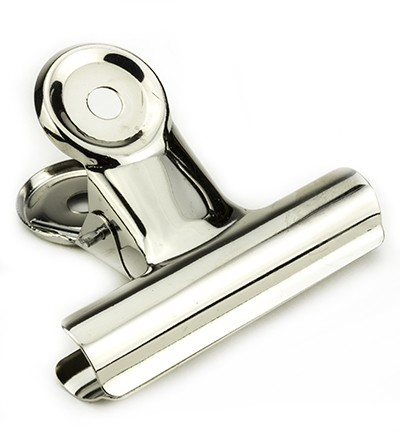 KH Paper Clips Silber 75 mm 4015.0001