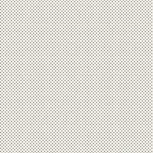 SLICE Vinyl Black Dot ( WEISS mit schwarzen Punkten ) 30,5 cm x