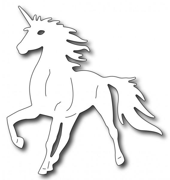 Frantic Stamper Stanzform Einhorn / Large Unicorn FRA-DIE-09723