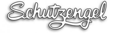 Karten-Kunst Stanzform ' Schutzengel ' KK-D039