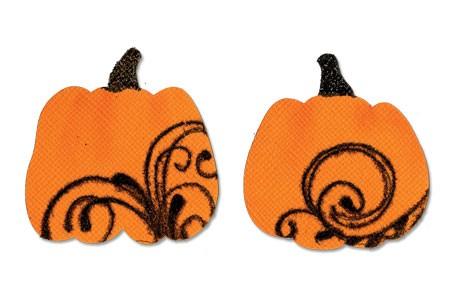 Sizzix Stanzform Originals MEDIUM Kürbisse # 3 / pumpkins # 3 656749