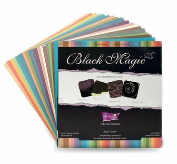 "Color Core Black Magic Spell Caster 12""x 12"" GX-BMASC-1"