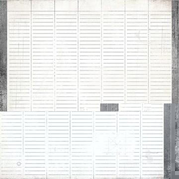 Scrapbook Papier Basics index bas-2543