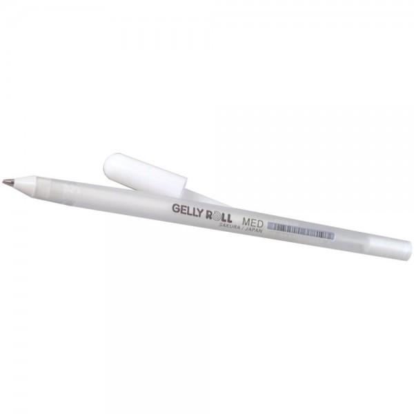 Sakura Gelly Roll Medium Point Pen WEISS XPGB08#50