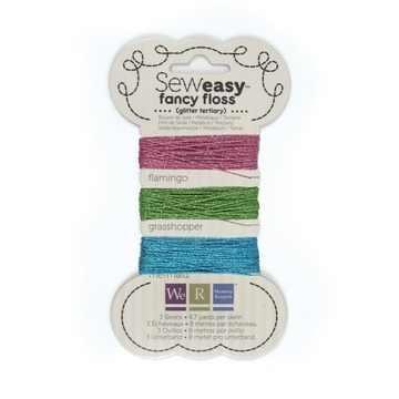 Sew Easy Faden-Sortiment GLITTER TERTIARY 71152-0