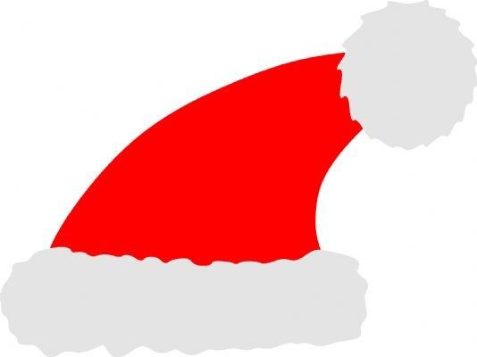 Go Kreate Stanzform Nikolausmütze # 2 / beans head Santa hat # 2 575018