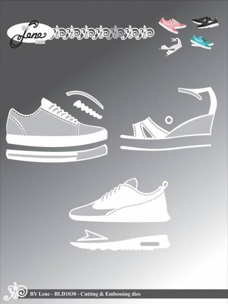 Lene Stanzform Schuhe BLD1038