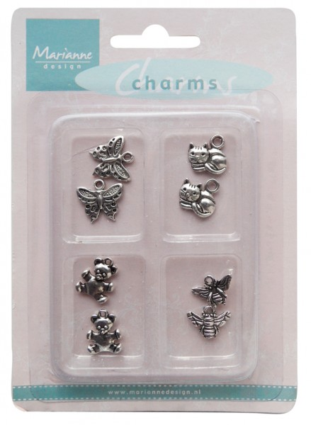 Marianne D Charms Tiere / Animal Theme JU0927