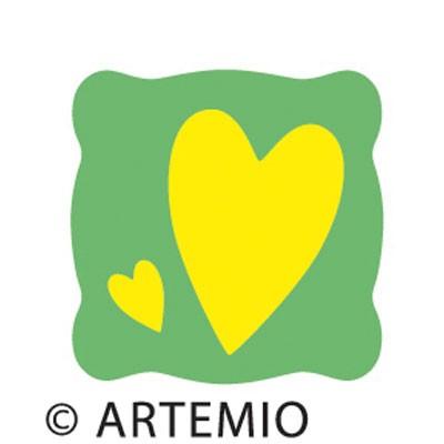 Artemio Happycut Stanzform 5,2 x 5,2 cm Herzen # 3 18020003