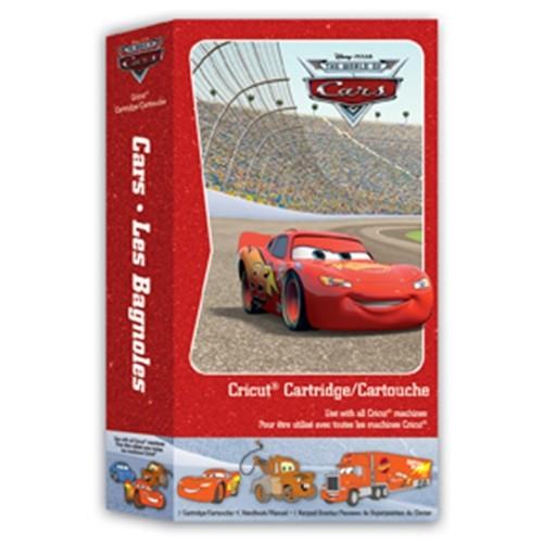 Cricut Cartridge Disney Pixar Cars 29-0697