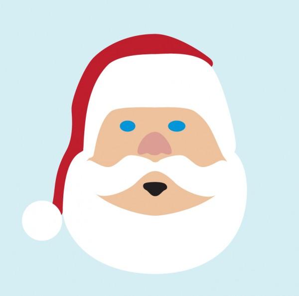 DD Weihnachtsmann / Santa C142