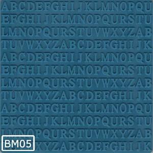 Prägeplatte BIG MAMA # 5 BMOM5