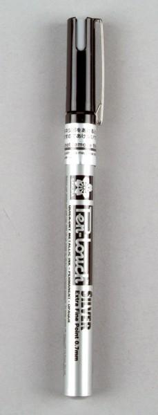 Marker extrafein Silber 41102