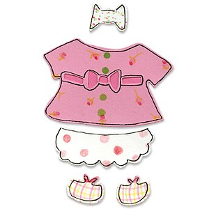 Mädchen-Outfit / animal dress ups girl outfit 655 433