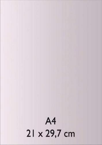 Pearl Papier A 4 BABYROSA mit Klebefolie