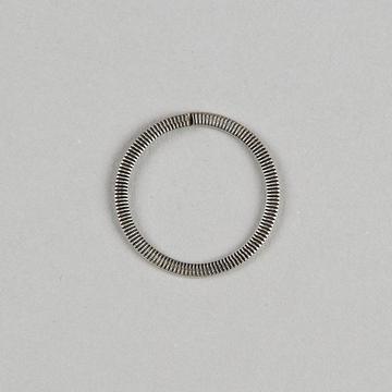 Splittring antik silber 29 mm