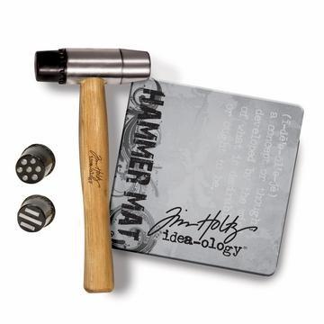 Hammer mit Musterköpfen TH92483