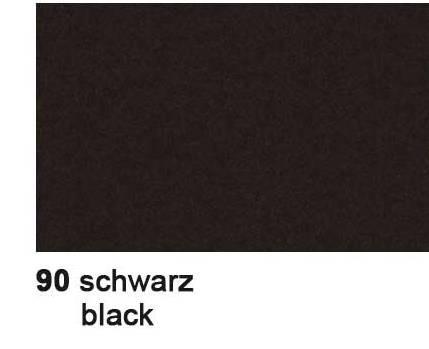 Filz 3,3 mm SCHWARZ 2000 00 90