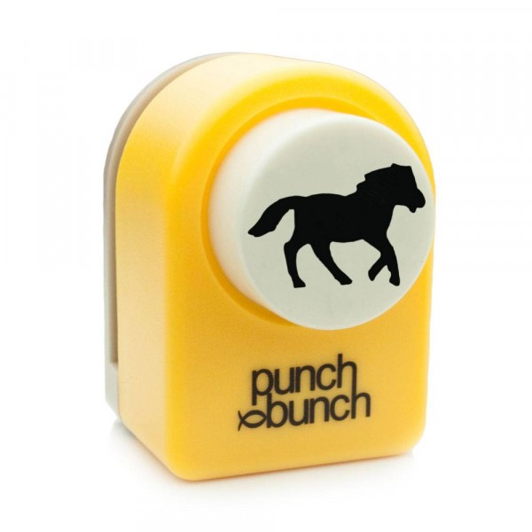 Punch Bunch Motivstanzer MEDIUM Pferd / Horse ( 2/Horse)