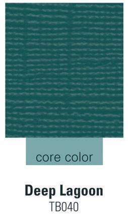 Cardstock deep lagoon 30,5 X 30,5 cm 760 -TB040