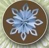 Nellie Folding Die Blume mit Blätter / flower With Leaves NFD009