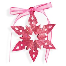 Sizzix Stanzform BIGZ Schneeflocke hängend 3-D # 2 / snowflake hanging 3-D # 2 655156