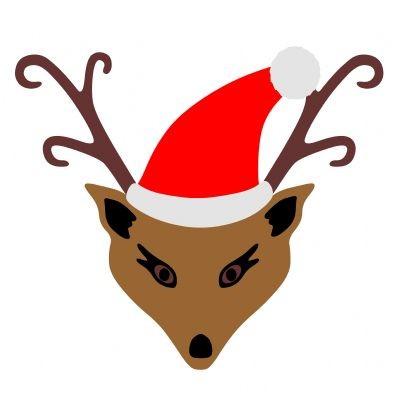 Go Kreate Stanzform Doe Deer 510042