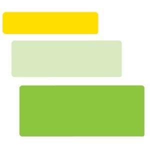 AccuCut Zip'e Slim Stanzform MEDIUM Rechtecke # 3 / Title Block # 3 41451