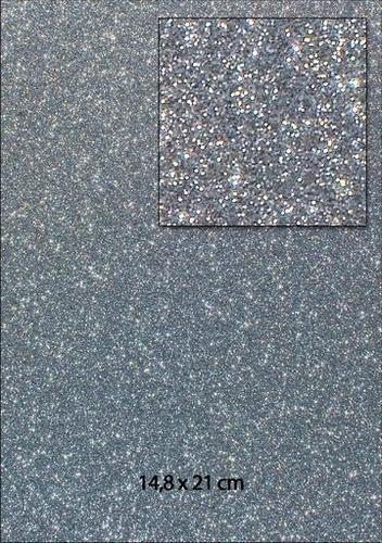 Glitterpapier A 5 S I L B E R 653000/0020