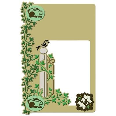 Spellbinders Stanzform Sweet Garden Edgeability S4-099