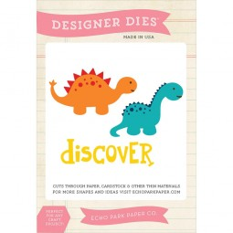 Echo Park Paper Co. Stanzform Dinosaurier / Discover Dinosaurs LM99044