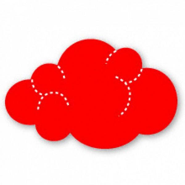 Sizzix Stanzform Originals LARGE Wolke # 2 / cloud # 2 38-0185