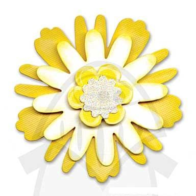 Sizzix Stanzform BIGZ Blume # 2 / build a flower 655968