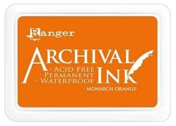 Archival Stempelkissen MONARCH ORANGE ( orange ) AIP31239