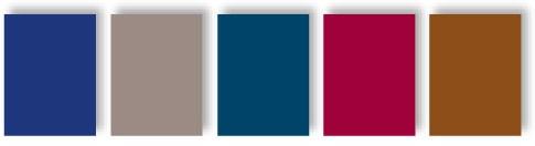 Cricut Stifte in Sophisticated Farben 29-487