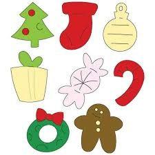 Cuttlebug Stanzform 1-er MEDIUM Weihnachten / christmas 37-1100