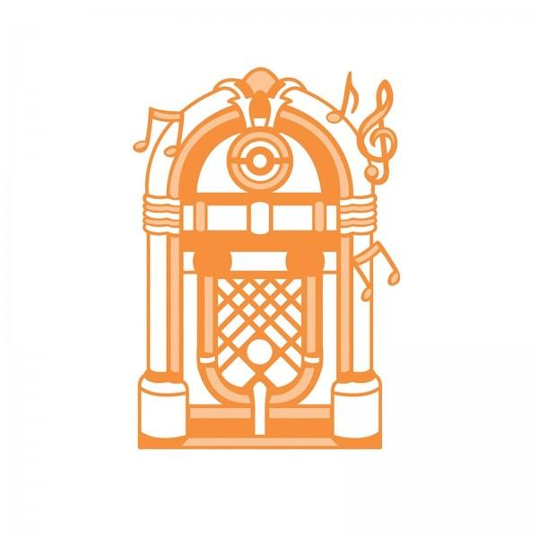 Tonic Studios Stanzform Rococo Jukebox Jive 1177E