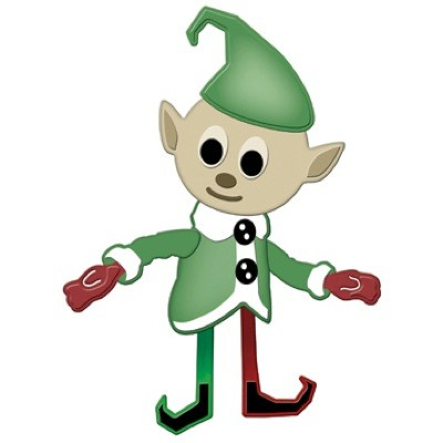 Elfe / jolly elf poseability S 4 106