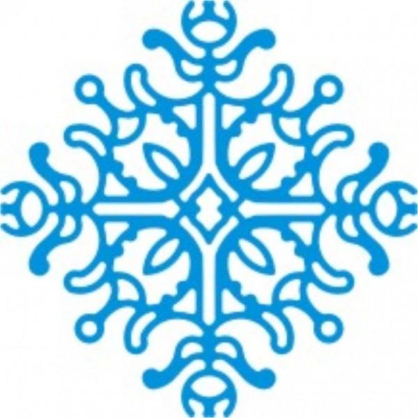 Cheery Lynn Stanzform Schneeflocke 1 / Snowflake 1 DL165