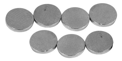 Magnete rund 6 mm x 1 mm ( 20 Stück ) 89-568-00