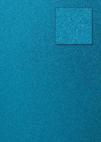 Glitterkarton TÜRKIS A 4 653002/0004 /18930004