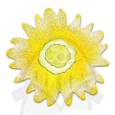 Sizzix Stanzform Originals LARGE Sonnenblume # 3 / flower sunflower # 3 655965