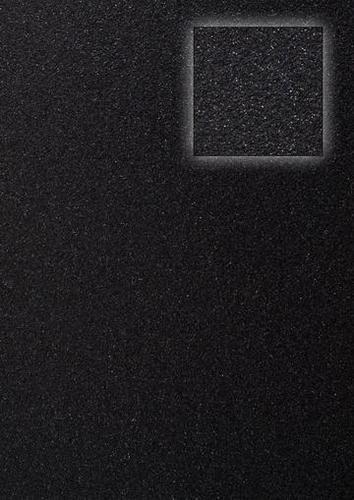 Glitterkarton SCHWARZ A 4 653002/0012