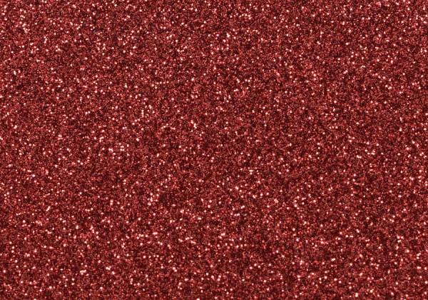 Glitter-Magnetfolie A 4 ROT 7904520